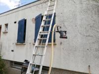 Insufflation de façades par votre professionnel de l'isolation thermique et phonique à Rambouillet