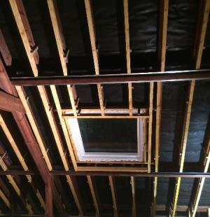 isolation rampants de toit